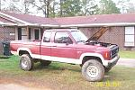 88 Ford Ranger Project