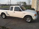 2002 Ranger EDGE Supercab