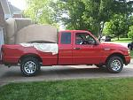 Brand new 2011 Ford Ranger XLT EXT Cab