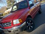 2001 XLT 3.0 RED