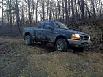2000 Ranger Off-Road