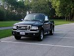 2004 Ranger Flareside Duratec manual trans