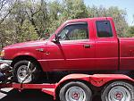 1996 Ford Ranger ext