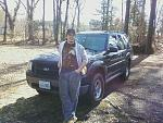 One of my current pics with mine my dads 2001 Ford Explorer sport, powered by a 4.0 SOHC V6