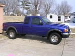 "2003 Ford Ranger FX4 Level II "" BLOO"""