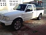 My Ford Ranger 2007
