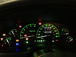 All LED (even the indicators! except for the yellow indicators..)
