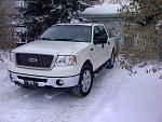 2008 F-150 4x4 Supercrew Lariat