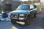 lifted 2000 ford ranger off road package