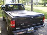 buddie gave me a nice tonneau. i havin't used it yet though