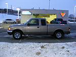 2003 Ford Ranger XLT (when it was stock)