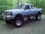 _My 1997 ford ranger xlt 4x4 super cab with a 4.0 V6 manual 5 speed with a K&N cold air filter system and throttle spacer.. I'm the 4th owner of this...