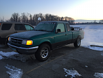 The Other Woman, 93 extended cab 2.3l 5 speed 2WD