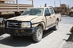 Afghanistan Ford Rangers