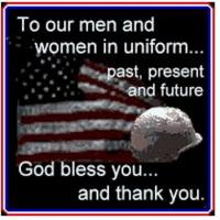 for anyone who supports our troops, or has family in the service or plans on joining. join this group.   I myself have my bro in iraq right now this is bout his 3rd time there and im...