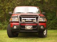 If your truck has a brush guard you belong here!