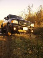 if the only reason you wash your truck is to get it dirty again, this is where you wanna be