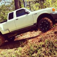 All rangers in the Carolinas. Lifted, slammed, anything goes.