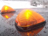 Ford Rangers with cab lights on their roofs. Post your favorite picture of your ranger with its cab lights.   ***find your info on how to install them here***