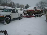 do you treat your ranger like its a 1 ton if so then join