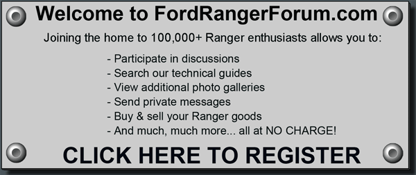 Ford Ranger Forums