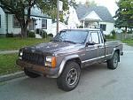 1988 Jeep Comanche $500