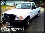 07 Ford Ranger XL