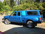 my truck, all stock