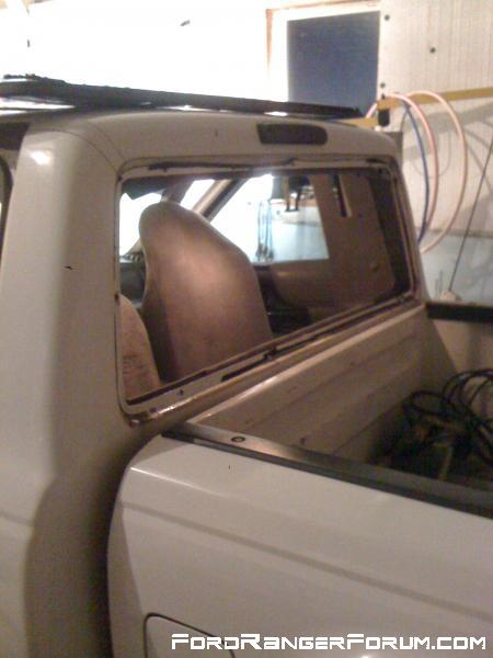 Discuss how to reseal ranger rear window 98 09 page 2 for 1999 ford ranger rear window
