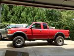 ford ranger fx4 level 2 lifted