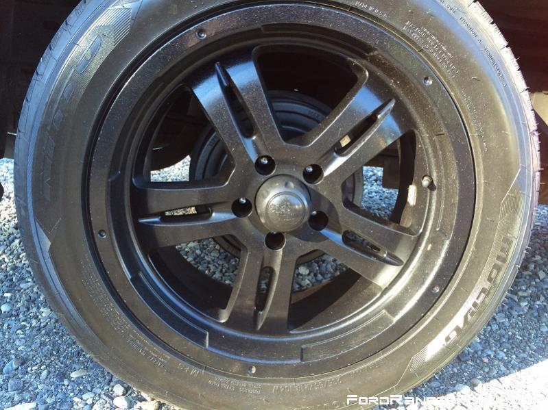"""18"""" Wheel"""