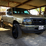 99 Ranger XLT
