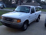 1997 Ranger Standard Cab, with 2.3L 4 cycl. Engine