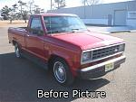 The 1985 Antique Ranger (before Restration Pictures)