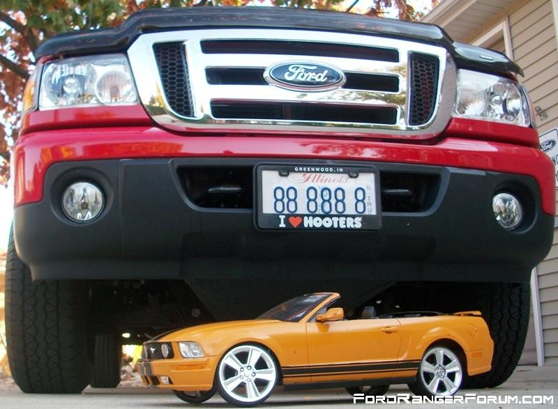 Jacked Up Ford Ranger http://www.fordrangerforum.com/vehicle-snapshots/44150-all-jacked-up.html
