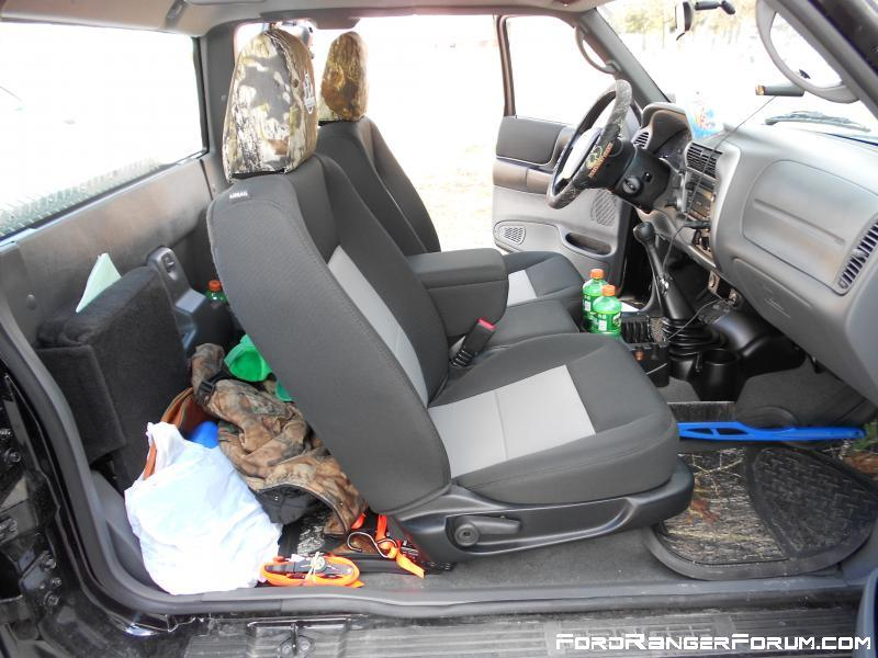 2000 Ford Explorer Xlt >> Camo seat covers - Ford Ranger Forum