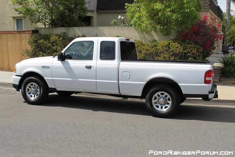 2008 Ford Ranger Gas Mileage Upcomingcarshq Com