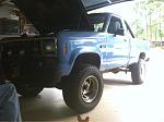 1987 ford ranger4x4 stx