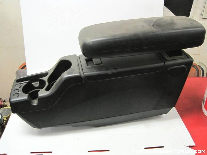 Need Part Number For Console Arm Rest