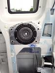 "Kicker COMPVT 6.5"" Subwoofers - Rear Doors"