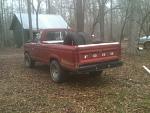 1984 ford ranger 2.8 v6 4x4