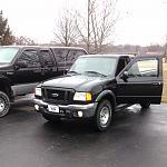2004 Ford Ranger FX4 Level II