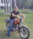 me and the bike