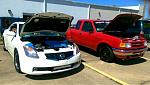 Ranger First Car Show