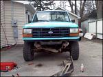 92 Ranger custom