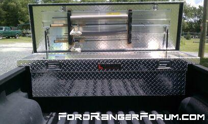 Thinking about getting a tool box for bed page 2 ford for Bed tech 3000