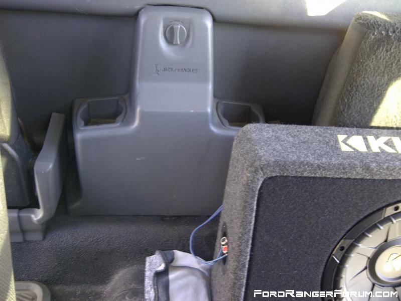 Hid the amp