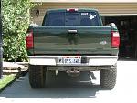 2001 Ranger 4x4