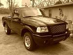 03 ford ranger edge