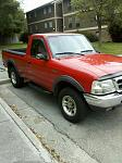 2000 Ford Ranger XL 4.0 4x4